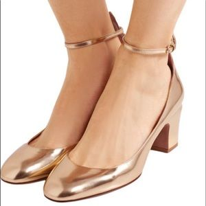 Valentino Garavani rose gold Tango Tan-Go sold out